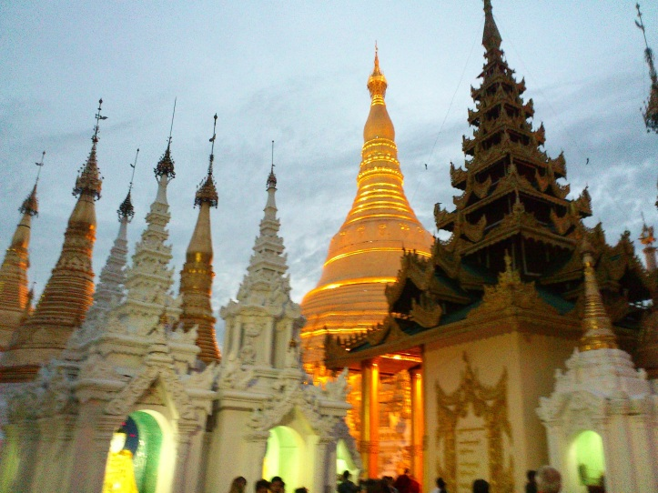 Rangoon, Myanmar