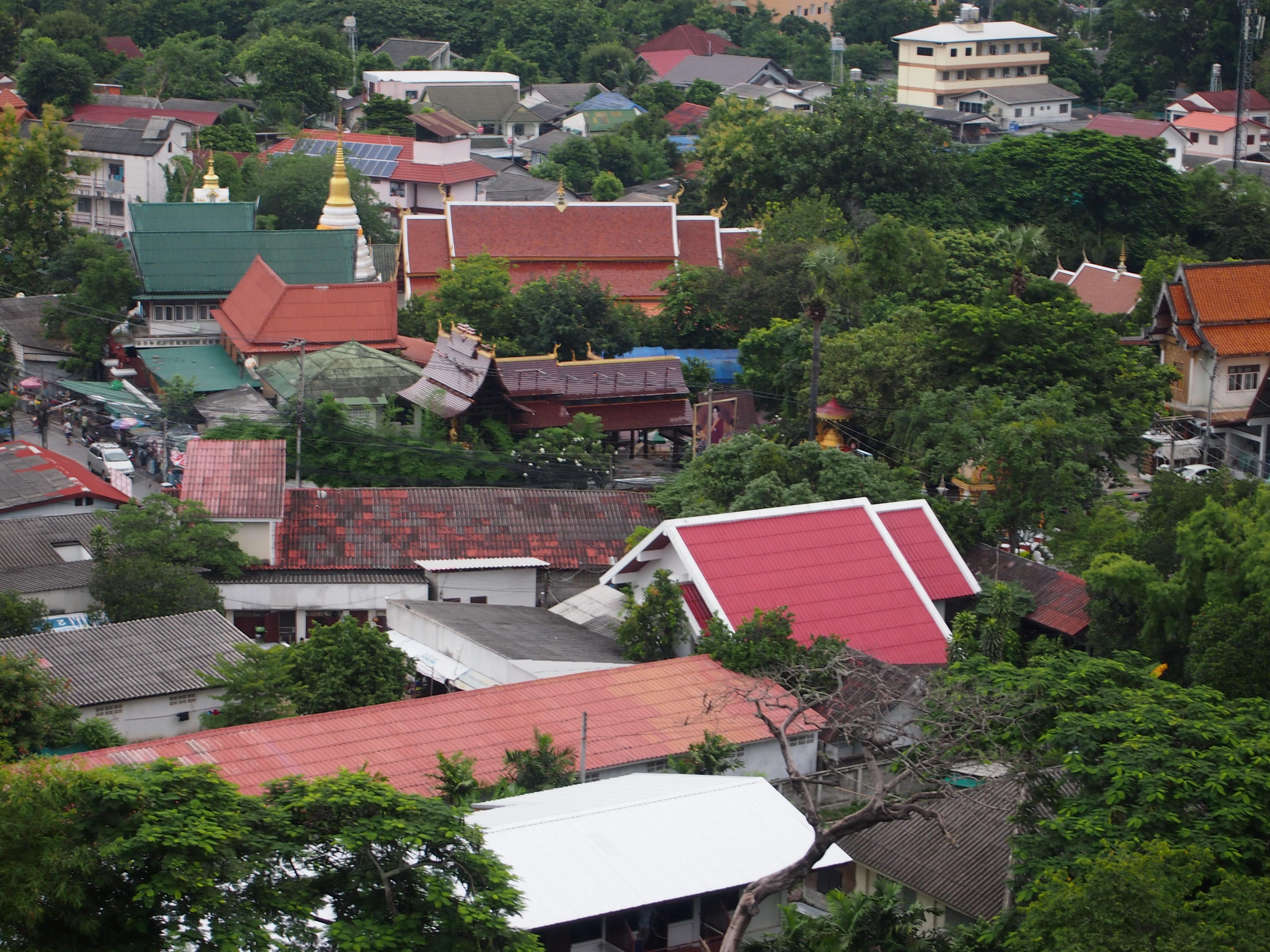 Tilbage i fantastiske Chiang Mai