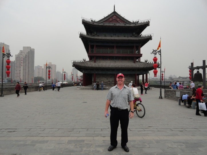 Bymuren i Xi'an