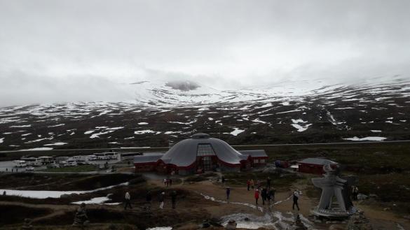 Artics center i Norge